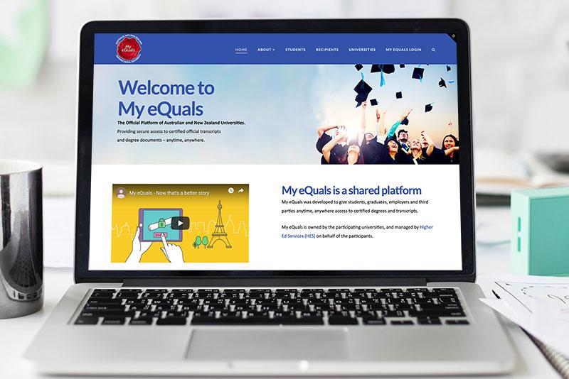 My eQuals Showcase Webinar – Thurs 19 Nov