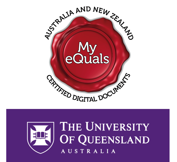 Issuing formal letters through My eQuals Webinar
